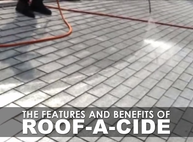 Video Blog The Features And Benefits Of Roof A Cide