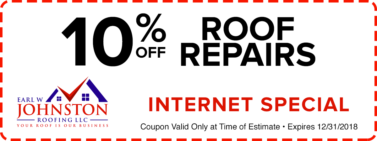 10% Off Roof Repairs