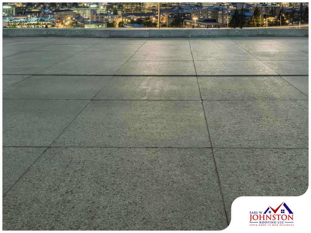 Flat Roof Inspection and Common Membrane Issues